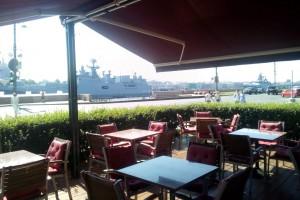 Парад кораблей ВМФ